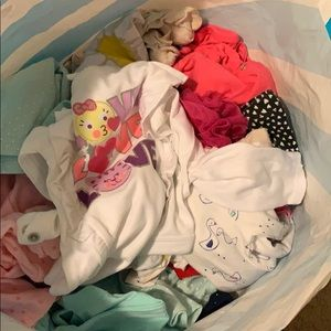 Baby girl clothes. Children's place and Carters!